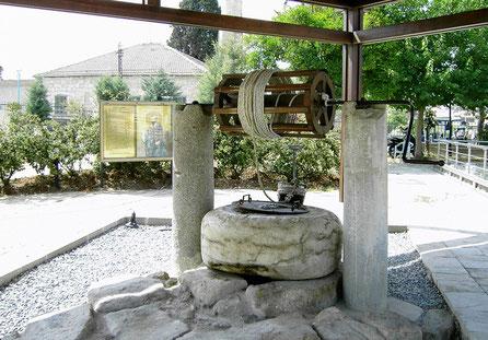 Paulus-Brunnen in Tarsus