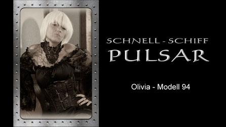 Pulsar Steampunk, Schnell-Schiff, YouTube