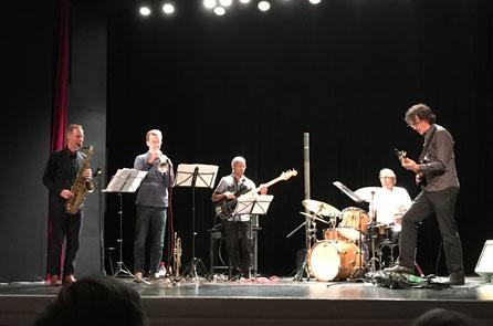 the Grand Slammers zu Gast im Stadttheater Kaufbeuren
