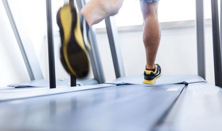ジョギングして腰が痛い奈良県香芝市の男性