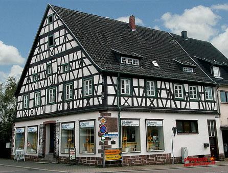 Dr. Johann Peter Frank Haus