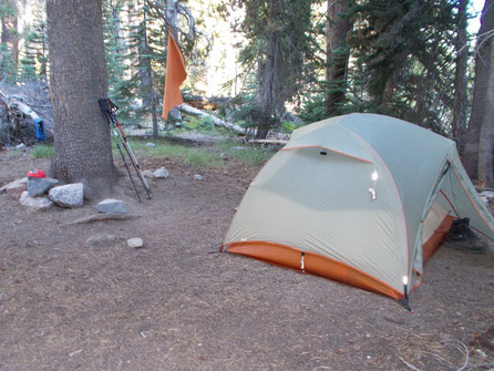 LeConte Canyon Campground