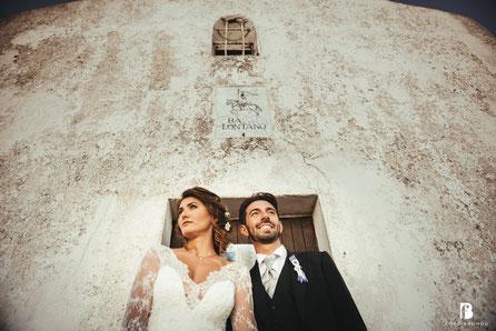 Matrimonio a porto torres di luca e alexandra
