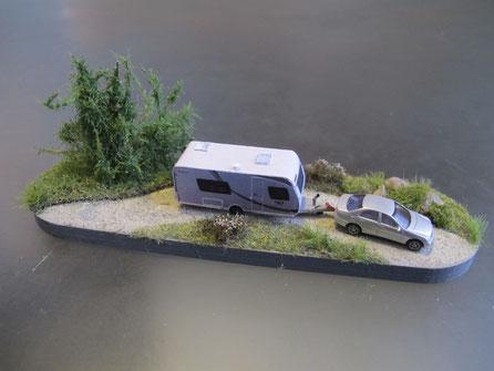Minidioramen Spur N (1:160) - bei Interesse auf Bild klicken