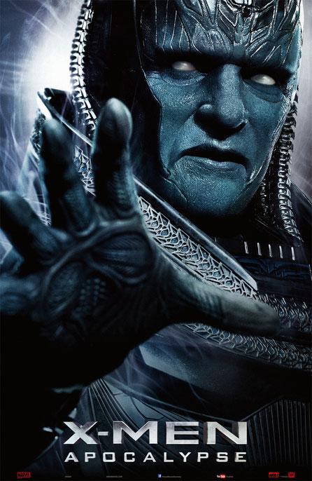 X-Men Apocalypse Charaktere - Apocalypse - 20th Century Fox - kulturmaterial