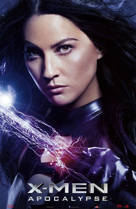X-Men Apocalypse Charaktere - Psylocke - 20th Century Fox - kulturmaterial