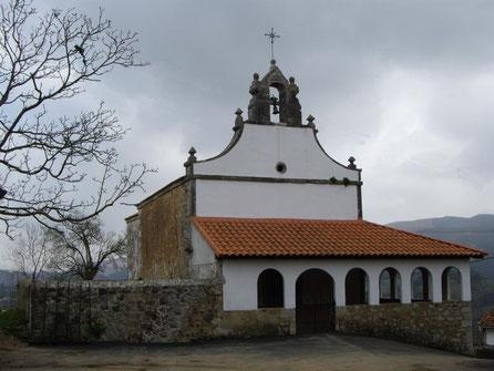 Iglesia de San Martín de Vigaña