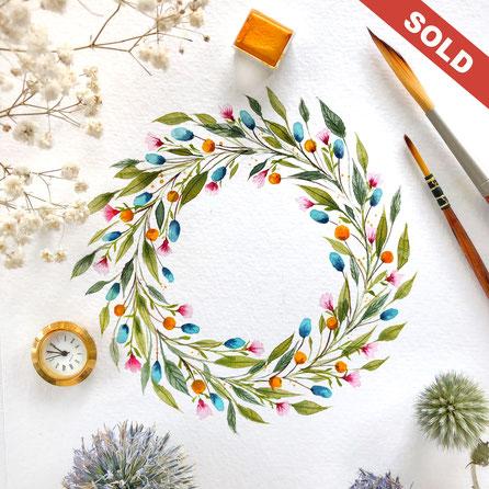 """""""Wreath"""" CHF 59.00"""