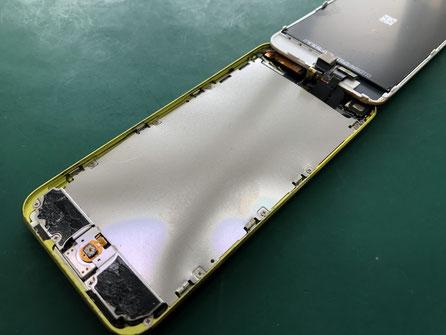 Apple iPod6thモデル MD715J/A バッテリー交換