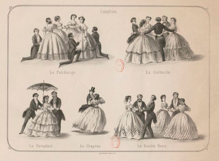 aulas de dansas historicas