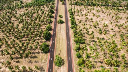 Projekte zur Wüstenbegrünung gibt es schon länger. Leider wurde aber nie im großen Stil darüber in den Medien berichtet, obwohl das eine gute Klimaschutzmaßnahme ist, die dringend gefördert werden sollte.