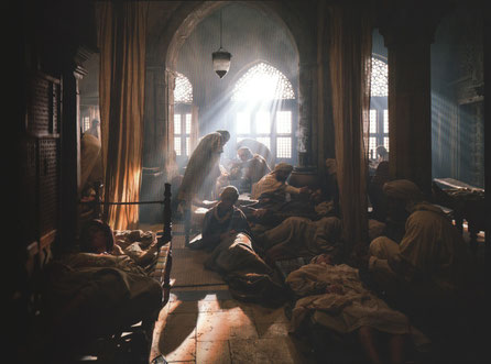 "Image: Filmstill from ""The Physician"" Ufa Cinema GmbH"