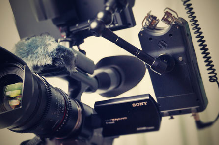 Imagefilme Erklärfilme Industriefilme Corporate Identity Videokamera Dreharbeiten