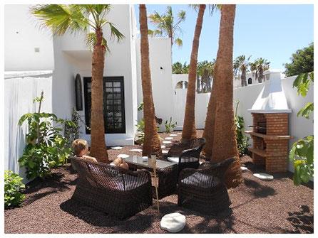 Ferienwohnung mieten in Costa Calma auf Fuerteventura.
