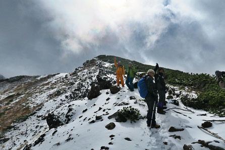 Sandanyama-snow-tokachidake