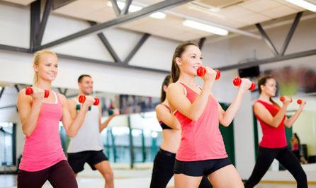 Power - Gym, mit Power zum Erfolg