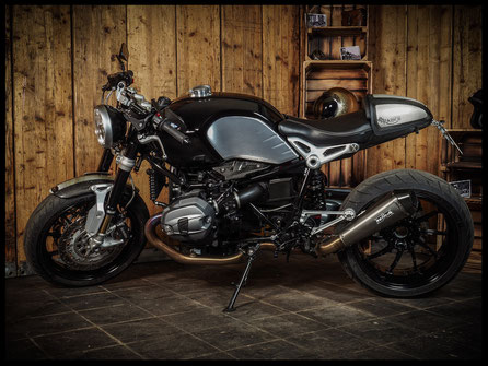 BMW R9T Cafe Racer