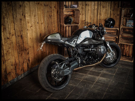 BMW R9T Custombike