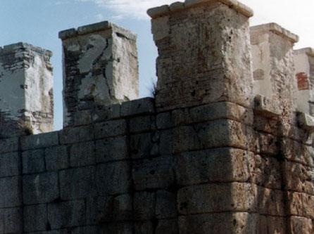 Ficticio Piedra y Ladrillo en Torre de Lupiana, Rodaja La Celestina