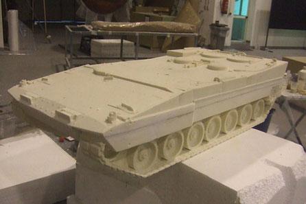 Modelo de Tanque