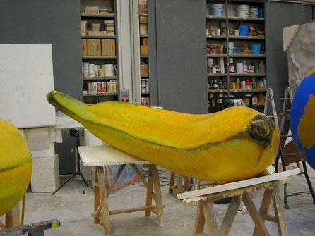 Platano, Banana GIGANTE 3 mts.