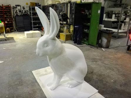 Conejo de Pascua Gigante