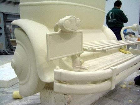 Rolls Royce Silver Phantom Back, para Museo del Traje - Madrid