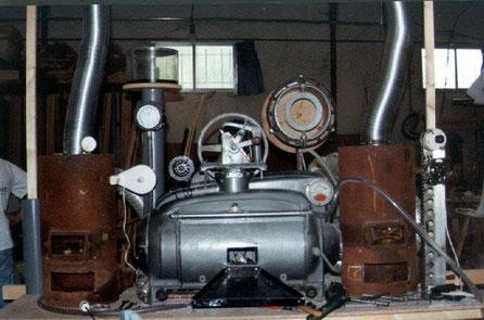 Maquina fantástica, Película: El MIlagro de P. Tinto