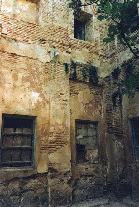 Pintura de ambientación Monasterio de Lupiana (pelicula la Celestina - Gerardo Vera)