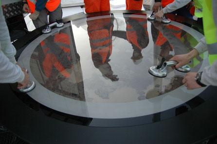 Modelo de Escorrentías Expo del Agua 2008, Zaragoza
