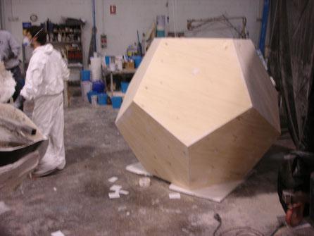 Construimos también: tetraedro, hexadecaedro, octaedro, icosaedro