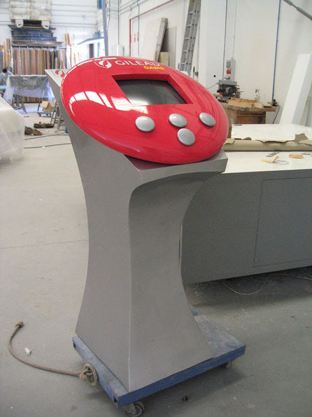 Carcasa para Maquina Videojuegos Prototipo