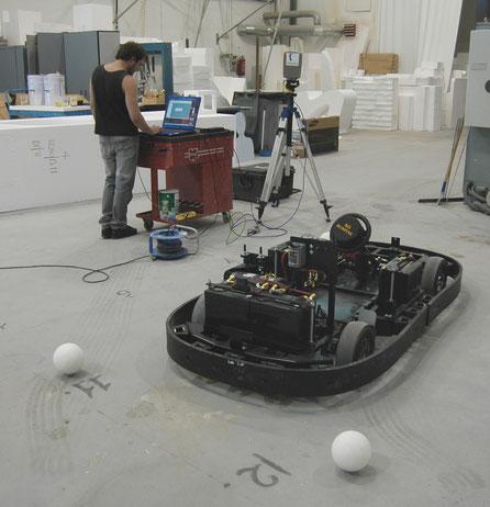 Digitalizando la plataforma motriz para los coches de Micropolix