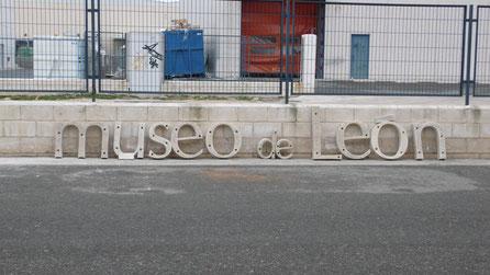 Letras para la fachada