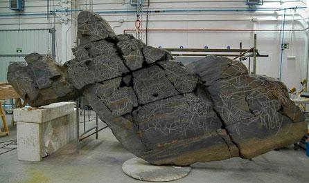 Petroglifos, Museo Arqueológico de Foz Coa, Portugal