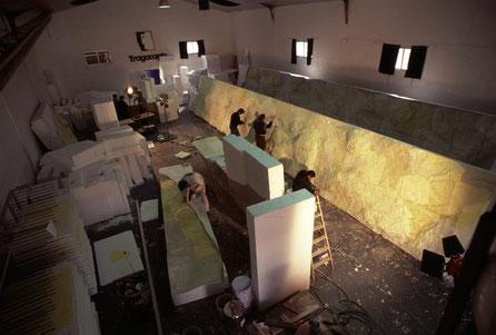 Réplica de Altamira en nuestros talleres