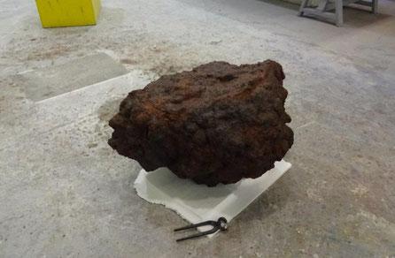 Roca Meteorítica para TV