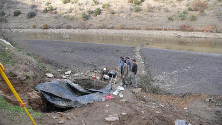 Digitalización 3D de Petroglifos en un ramal del Río Duero (FOZ COA), Portugal