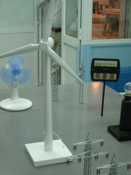 Museo de la Ciencia y la Energía Valencia