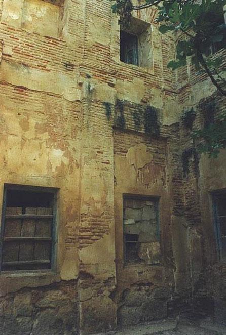 Cine: La Celestina , pintura de ambientación , Monasterio de Lupiana