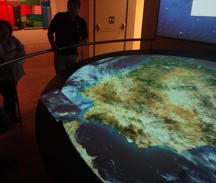 Maqueta VideoMapping, MAN, Museo Arqueológico Nacional