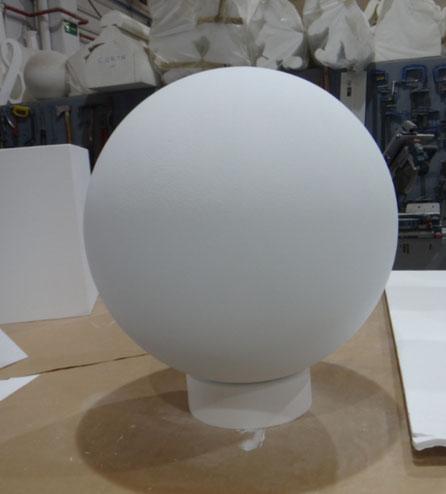 Esfera de poliespan