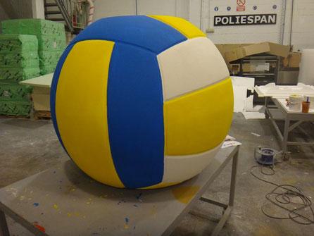 Pelota gigante Voley Playa, Voleyball gigante, 100 cm