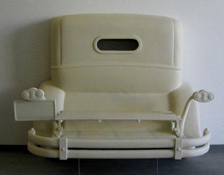 Modelo Rolls Royce, Museo del Traje