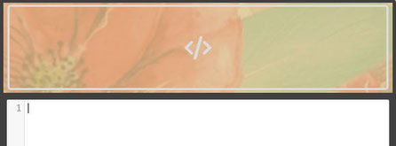 Screenshot Jimdo Creator Widget HTML