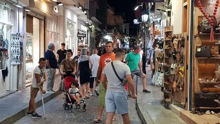 Rethymno Altstadt