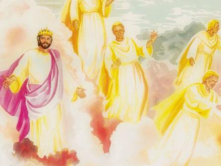 Le mot « esprit » traduit du grec « pneuma » dans la Bible revêt deux sens différents : Etre spirituel contrairement à nous qui sommes faits de matière -Dieu, Jésus, les anges et l'Esprit saint, puissance ou force active qui émane de Tout-Puissant.
