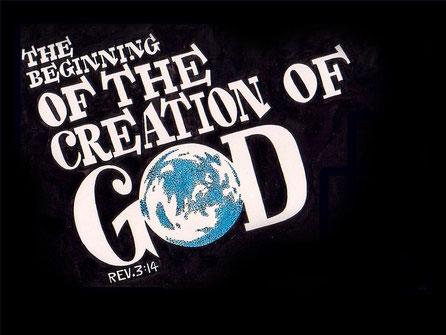 Le Fils est l'image du Dieu invisible, le premier-né de toute la création. Jésus est le premier-né de toutes les créatures.