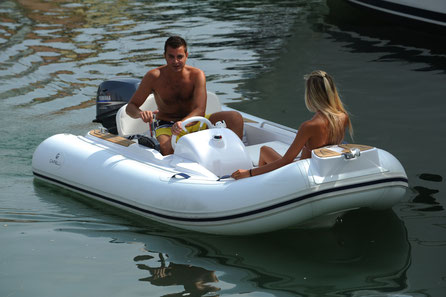 Capelli Yacht tender line - Tempest 360 TOP