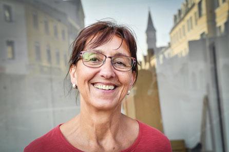 Anneliese Schade, 1. Vorsitzende